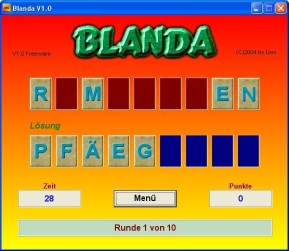 Blanda