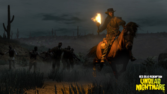 Red Dead Redemption � Undead Nightmare: Ride-by © Rockstar Games