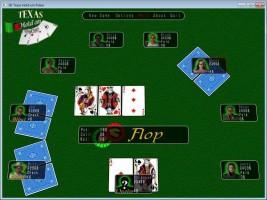 Screenshot 2 - 3D Texas Holdem Poker