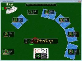 Screenshot 3 - 3D Texas Holdem Poker