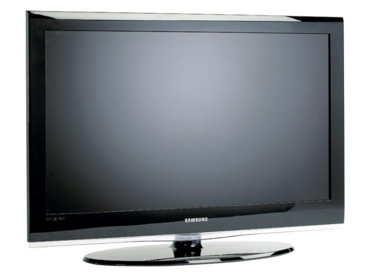 test lcd tv samsung le37a557p audio video foto bild. Black Bedroom Furniture Sets. Home Design Ideas