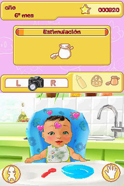 Simulation My Baby Boy: Brei