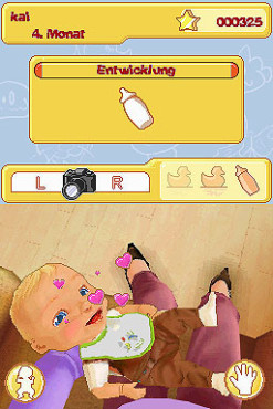 Simulation My Baby Boy: Flasche