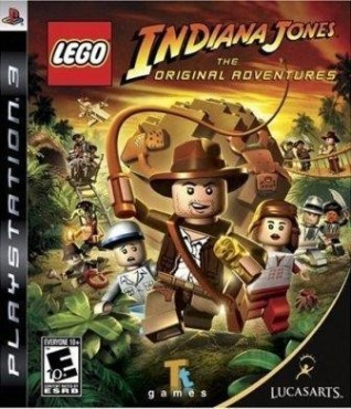 Indiana Jones Geschichte: Lego Indiana Jones