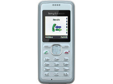 Sony Ericsson J132 im Test