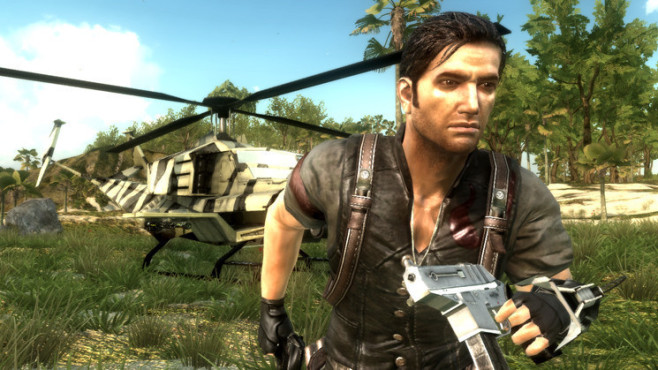 Just Cause 2: Rico Rodriguez