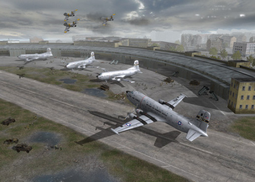 Strategiespiel Codename Panzers – Cold War: Tempelhof