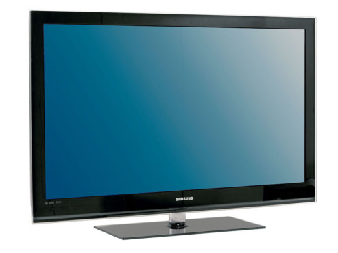 Samsung LE46B750U1W: Optimale Einstellungen © COMPUTER BILD