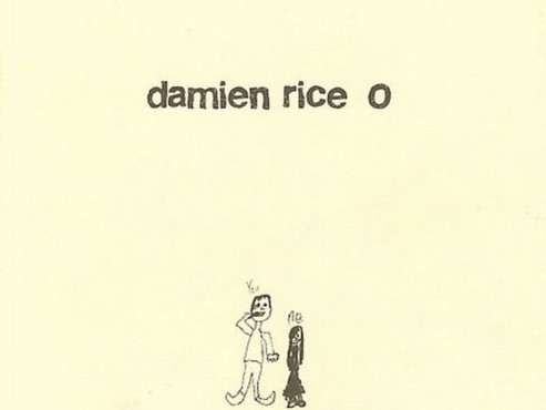 CD-Cover: Damien Rice – O