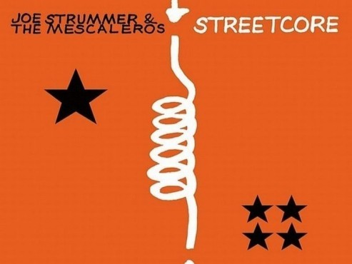 CD-Cover: Joe Strummer & The Mescaleros – Streetcore