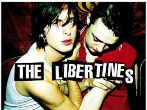 CD-Cover: The Libertines – The Libertines