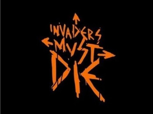 CD-Cover: The Prodigy � Invaders Must Die