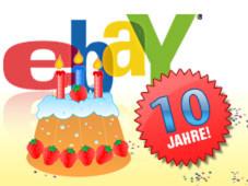 Zehnjähriges Jubiläum: Seit 1999 ist Ebay in Deutschland aktiv ©© Dark Vectorangel - Fotolia.com, ebay