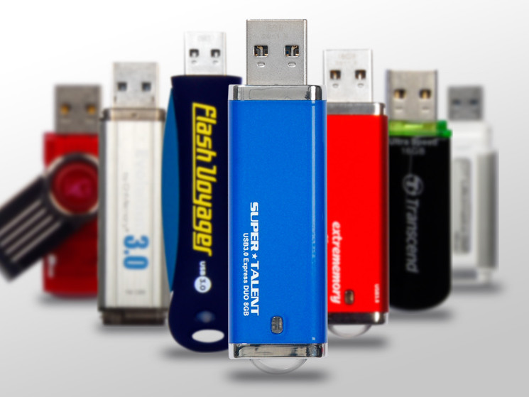 flash drive usb test