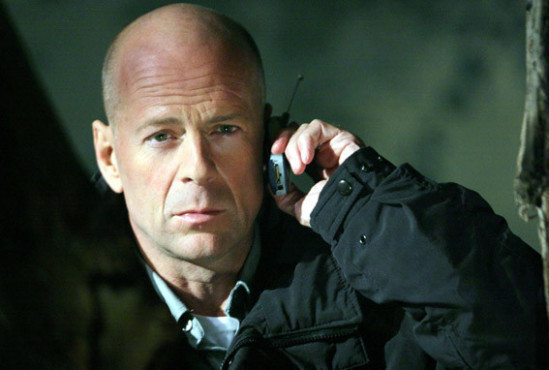 Hostage mit Bruce Willis