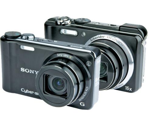 Digitalkameras mit GPS-Funktion ©COMPUTER BILD