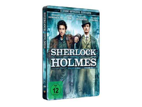 Sherlock Holmes ©Warner Bros.