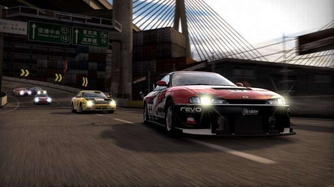 Rennspiel Need for Speed – Shift: 200SX