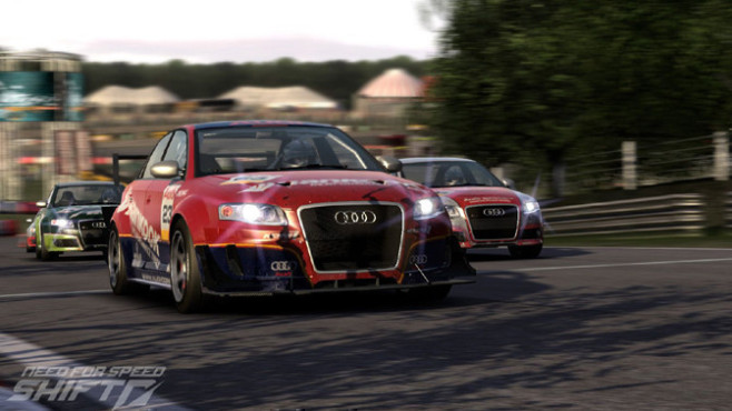 Rennspiel Need for Speed – Shift: Audi