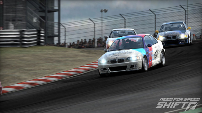 Rennspiel Need for Speed – Shift: BMW