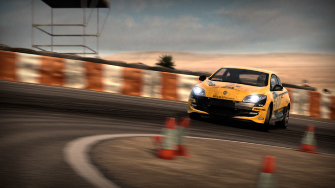Rennspiel Need for Speed � Shift: Beleuchtung