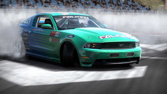 Rennspiel Need for Speed – Shift: Falken