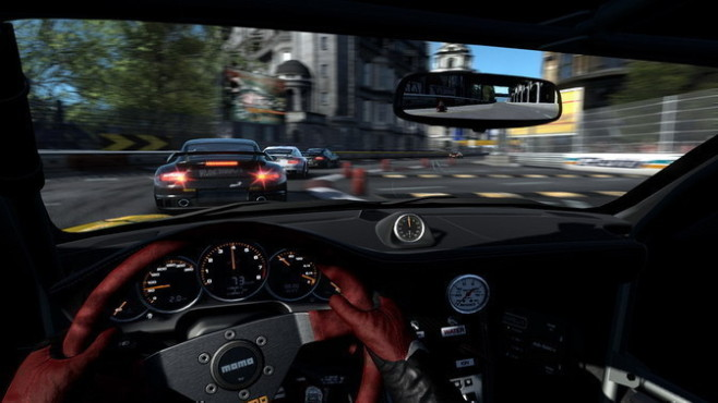 Rennspiel Need for Speed – Shift: Kurve