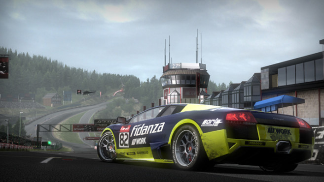 Rennspiel Need for Speed � Shift: Lamborghini Murci�lago