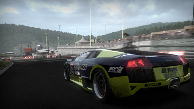 Rennspiel Need for Speed – Shift: Leuchtdioden