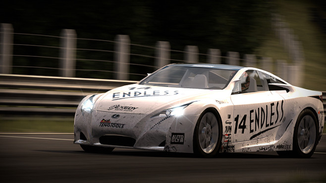 Rennspiel Need for Speed � Shift: Lexus