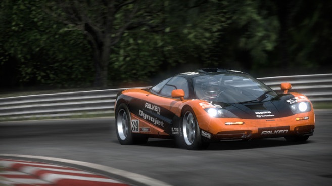 Rennspiel Need for Speed – Shift: McLaren F1