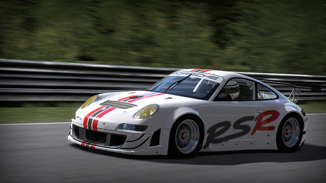 Rennspiel Need for Speed – Shift: Porsche