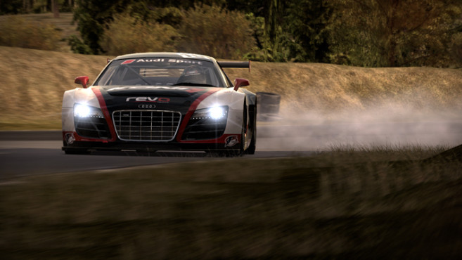 Rennspiel Need for Speed � Shift: Quersteher