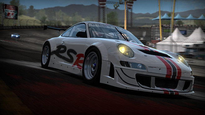 Rennspiel Need for Speed – Shift: RSR