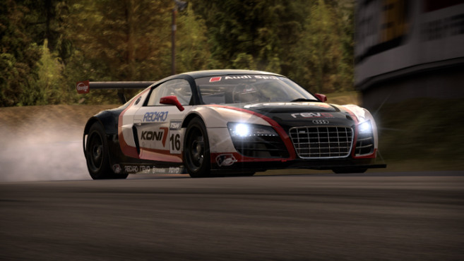 Rennspiel Need for Speed – Shift: quattro