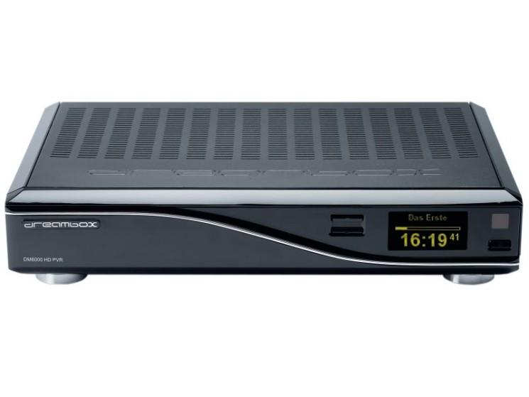 test hdtv receiver mit festplatte dream multimedia dm8000. Black Bedroom Furniture Sets. Home Design Ideas