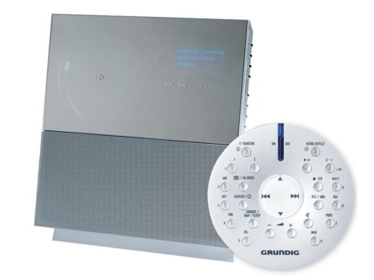 test internetradio grundig ovation 2i cds 9000 web. Black Bedroom Furniture Sets. Home Design Ideas