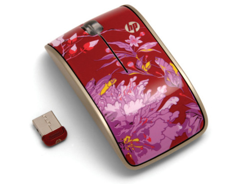 HP Wireless Optical Mouse Vivienne Tam Special Edition
