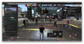 Screenshot 1 - Second Life (Mac)