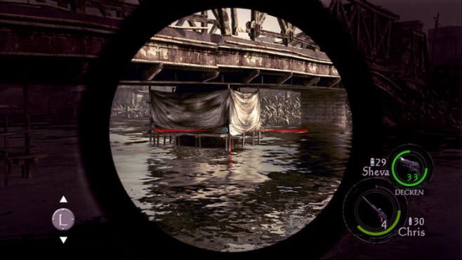 Komplettlösung Resident Evil 5: Emblem 05