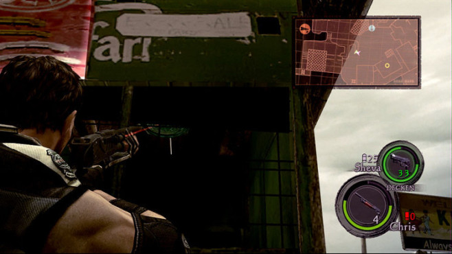 Komplettlösung Resident Evil 5: Emblem 06
