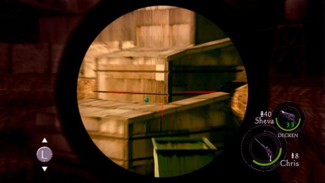 Komplettlösung Resident Evil 5: Emblem 11