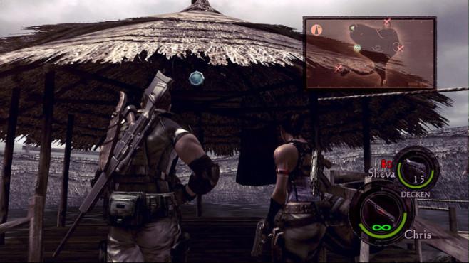 Komplettlösung Resident Evil 5: Emblem 13