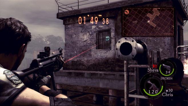 Komplettlösung Resident Evil 5: Emblem 17