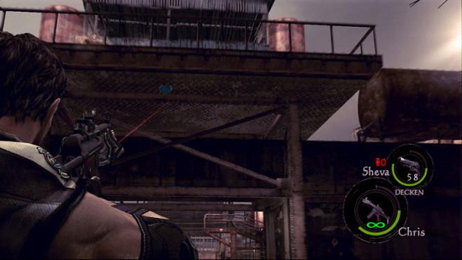Komplettlösung Resident Evil 5: Emblem 18