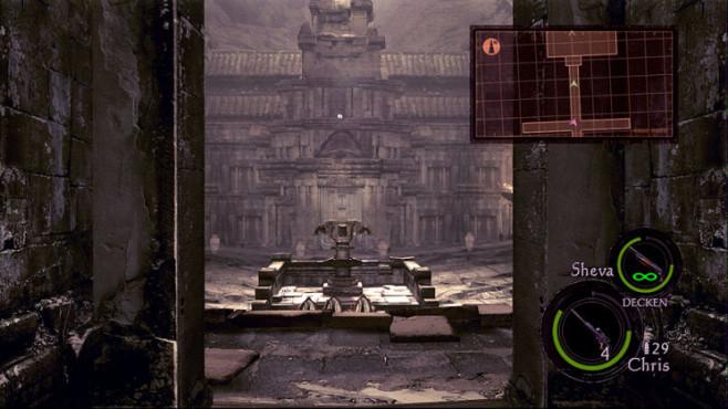 Komplettlösung Resident Evil 5: Emblem 20