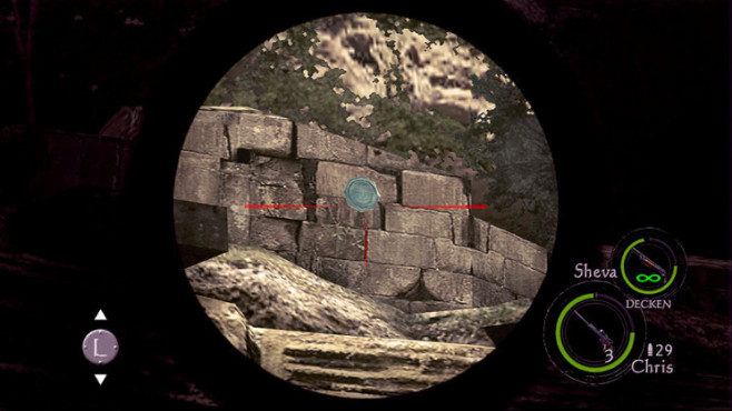 Komplettlösung Resident Evil 5: Emblem 21