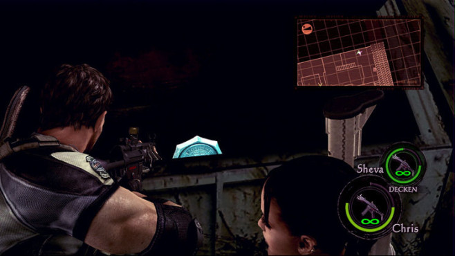 Komplettlösung Resident Evil 5: Emblem 24