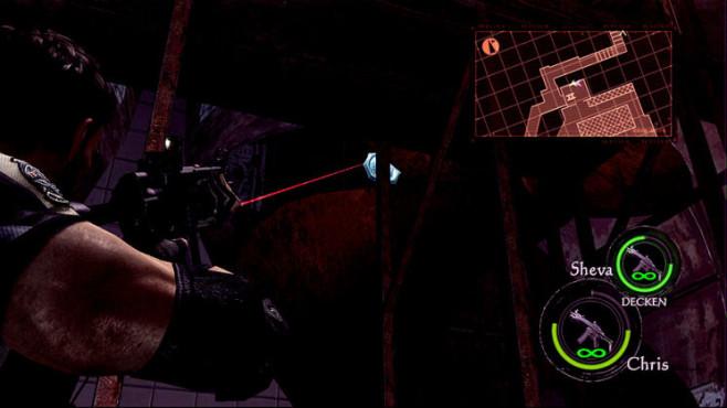 Komplettlösung Resident Evil 5: Emblem 25