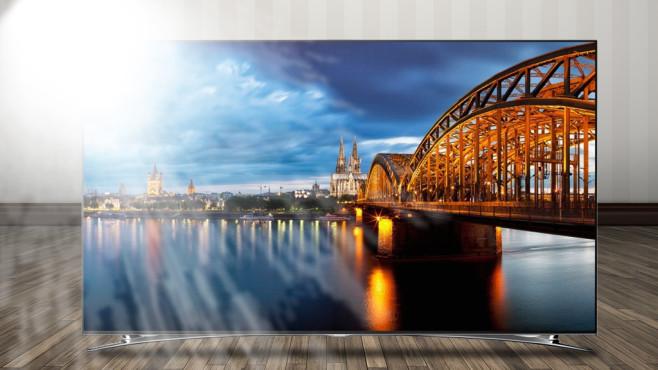 Den Fernseher in die Sonne stellen ©magann – Fotolia.com, Samsung